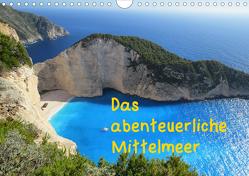 Die Vielfalt der Mittelmeerregion (Wandkalender 2020 DIN A4 quer) von Schneider,  Justus
