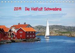 Die Vielfalt Schwedens (Tischkalender 2019 DIN A5 quer) von Pantke,  Reinhard