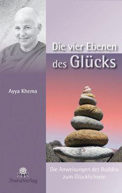 Die vier Ebenen des Glücks von Ayya Khema