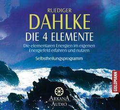 Die vier Elemente von Dahlke,  Ruediger