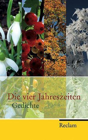 Die vier Jahreszeiten von Kleßmann,  Eckart