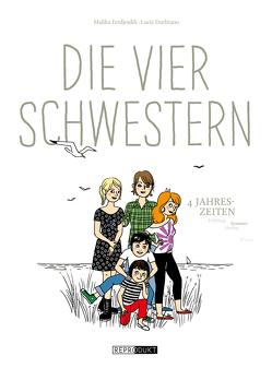 Die vier Schwestern von Durbiano,  Lucie, Ferdjoukh,  Malika, von der Weppen,  Annette