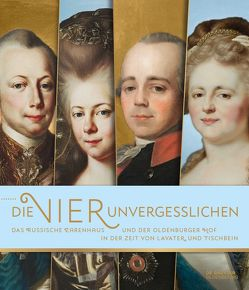 """""""Die Vier Unvergesslichen"""" von Heinze,  Anna, Lehr,  Stefan"""