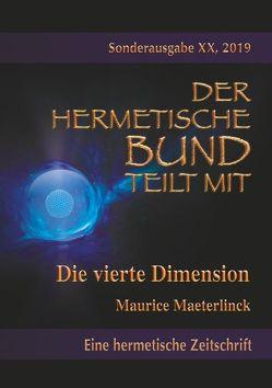 Die vierte Dimension von Maeterlinck,  Maurice, Uiberreiter Verlag,  Christof