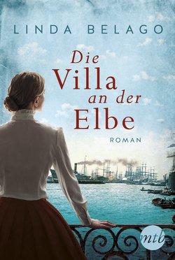 Die Villa an der Elbe von Belago,  Linda