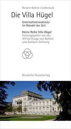 Die Villa Hügel von Köhne-Lindenlaub,  Renate