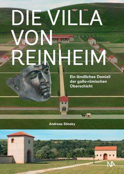 Die Villa von Reinheim von Stinsky,  Andreas