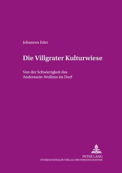 Die Villgrater Kulturwiese von Eder,  Johannes