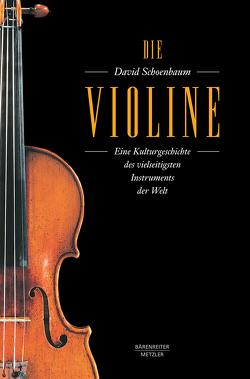 Die Violine von Schoenbaum,  David