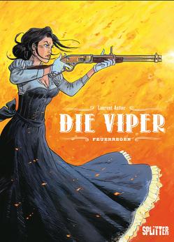 Die Viper. Band 1 von Astier,  Laurent