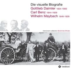 Die visuelle Biografie Daimler Benz Maybach von Heinzmann,  Sieger