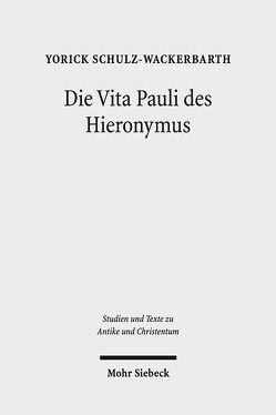 Die Vita Pauli des Hieronymus von Schulz-Wackerbarth,  Yorick