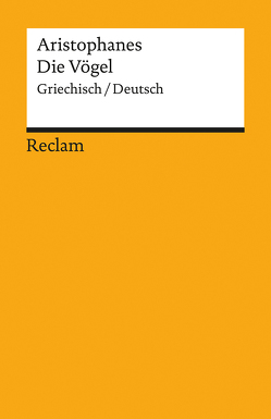Die Vögel von Aristophanes, Holzberg,  Niklas