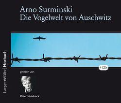 Die Vogelwelt von Auschwitz von Striebeck,  Peter, Surminski,  Arno
