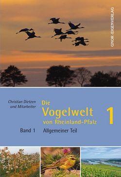Die Vogelwelt von Rheinland-Pfalz von Dietzen,  Christian, und Mitarbeiter