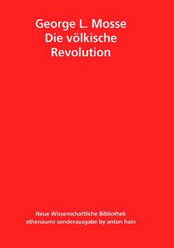 Die völkische Revolution von Mosse,  George L.