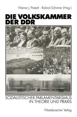 Die Volkskammer der DDR von Patzelt,  Werner J., Schirmer,  Roland