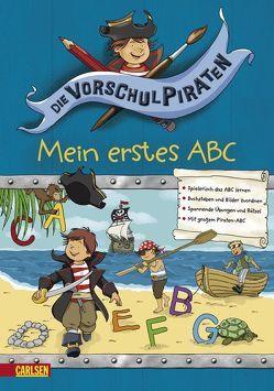 Die Vorschul-Piraten: Die Vorschul-Piraten – Das ABC von Sörensen,  Hanna, Velte,  Ulrich