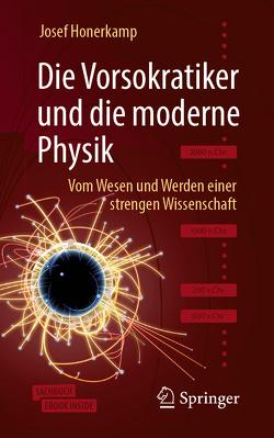 Die Vorsokratiker und die moderne Physik von Honerkamp,  Josef