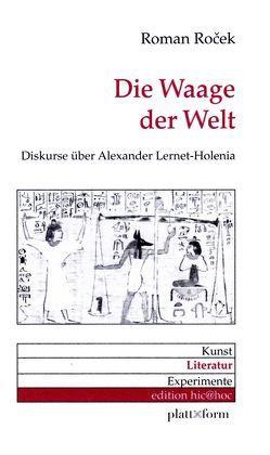 Die Waage der Welt von Rocek,  Roman