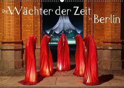 Die Wächter der Zeit in Berlin (Wandkalender 2018 DIN A2 quer) von Herrmann,  Frank