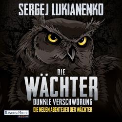 Die Wächter – Dunkle Verschwörung von Brod,  Oliver, Lukianenko,  Sergej, Pöhlmann,  Christiane