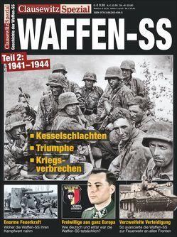 Die Waffen-SS, 1941–44 von Krüger,  Stefan