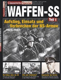 Die Waffen-SS von Krüger,  Stefan