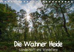 Die Wahner Heide – Landschaft und Weidetiere (Tischkalender 2018 DIN A5 quer) von Peeh,  Doro
