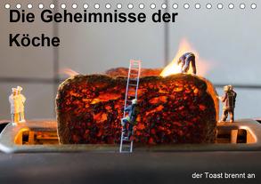 Die wahren Köche (Tischkalender 2020 DIN A5 quer) von Rochow,  Holger