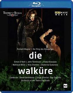 Die Walküre von Barenboim,  Daniel, Wagner,  Richard