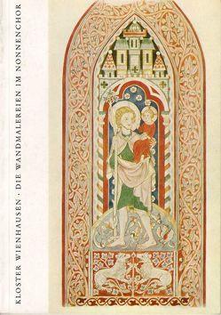 Die Wandmalereien im Nonnenchor von Michler,  Wibke