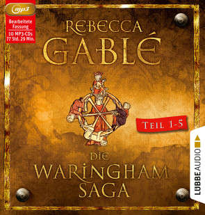 Die Waringham-Saga – Teil 1-Teil 5 von Bierstedt,  Detlef, Gablé,  Rebecca, May,  Martin
