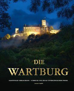 Die Wartburg, Bildband zweisprachig deutsch und englisch von Nestler,  André