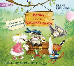 Benny und die Waschbärbande von Livanios,  Eleni, Matt,  Norman