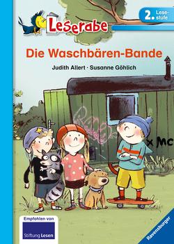 Die Waschbären-Bande von Allert,  Judith, Göhlich,  Susanne