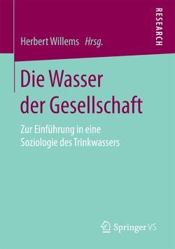 Die Wasser der Gesellschaft von Willems,  Herbert