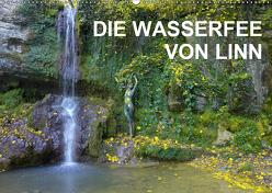 DIE WASSERFEE VON LINNCH-Version (Wandkalender 2019 DIN A2 quer) von Lara & fru.ch,  Romana