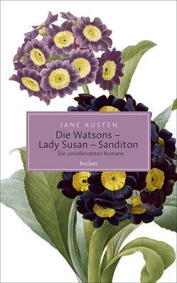 Die Watsons / Lady Susan / Sanditon von Austen,  Jane, Grawe,  Christian, Grawe,  Ursula