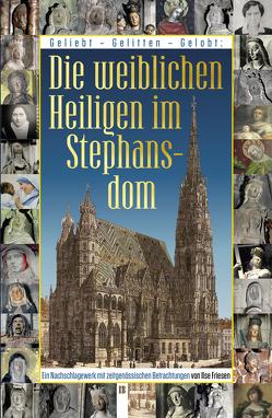 Die weiblichen Heiligen im Stephansdom von Ilse,  Friesen