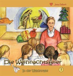 Die Weihnachtsfeier von Hildebrant,  Nelly, Schulz,  Irina