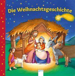 Die Weihnachtsgeschichte von Zöller,  Markus