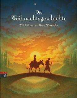 Die Weihnachtsgeschichte von Faehrmann,  Willi, Wiesmüller,  Dieter