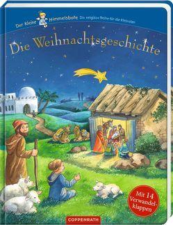 Die Weihnachtsgeschichte von Weller,  Ana-Maria