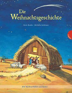 Die Weihnachtsgeschichte von Beutler,  Dörte, Heitmann,  Michaela