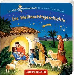 Die Weihnachtsgeschichte von Cüppers,  Dorothea