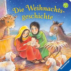 Die Weihnachtsgeschichte von Altegoer,  Regine, Conte,  Dominique