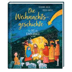 Die Weihnachtsgeschichte von Abeln,  Reinhard, Harper,  Ursula