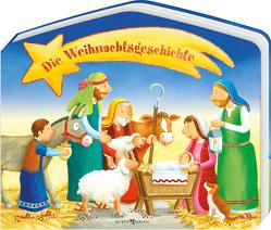 Die Weihnachtsgeschichte von Partmann,  Irmgard, Schulte,  Susanne