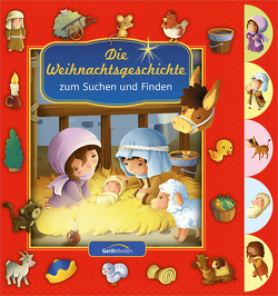 Die Weihnachtsgeschichte zum Suchen und Finden von Fodor,  Cecilie, L`Amour,  Sandrine
